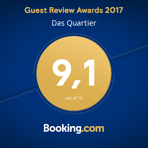 Award Booking Hotel Boardinghaus Haas